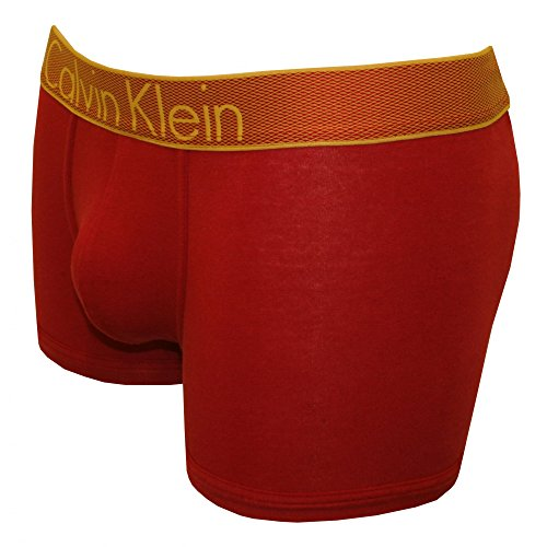 Klein Gold Boxer Calvin Red And Trunk Man dYqwvR