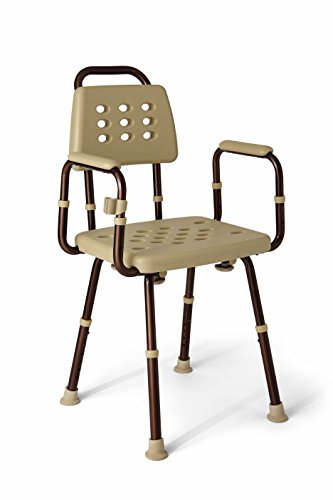 Medline Elements Shower Chair Microban
