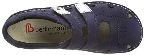 Berkemann Vrouwen Larena Sneaker Blauw (blauw)