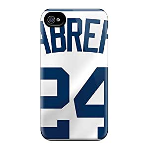 Waterdrop Snap-on Detroit Tigers Cases For Iphone 6