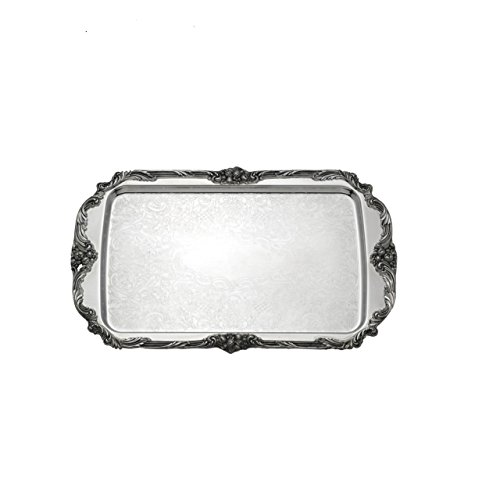 - Reed & Barton 1646 King Francis Rectangular Serving Tray