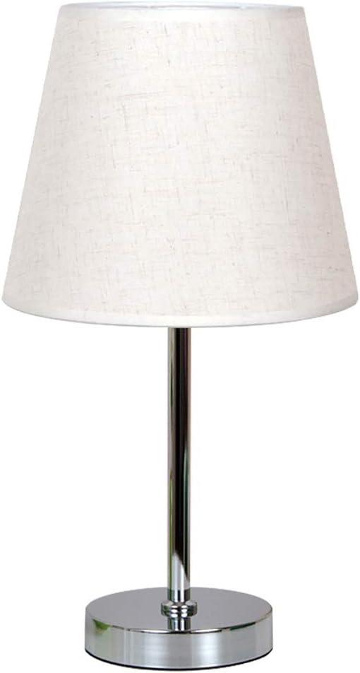 Lámpara de mesa - Lámpara de mesilla de noche simple con lámpara ...
