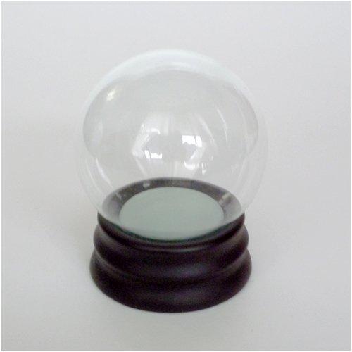 Snow Globe Kit Snow Dome do-it-Yourself kit Glass L Size (Japan -