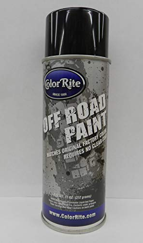 Suzuki Oem Paint - ColorRite Suzuki YU8 Flint Gray Spray Paint Dirt Bike Single Stage