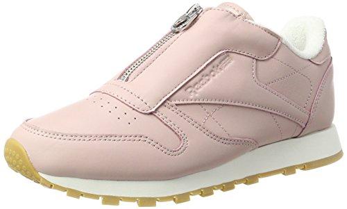 Reebok Classic Leather Zip Womens Sneakers Pink