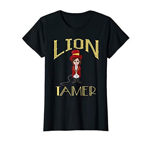 Circus Lion Tamer Girls Costume - Female Lion