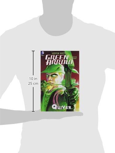 Amazon Green Arrow Quiver New Edition 0787721994954 Kevin