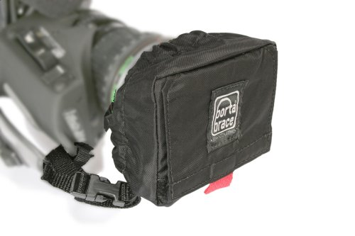 Portabrace LC-35X5 Small Lens Caps (Black), 3 Pack by PortaBrace