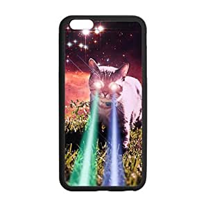 Customize TPU Gel Skin Case Cover for iphone 6+, iphone 6 plus Cover (5.5 inch), Cat Eye's Beam