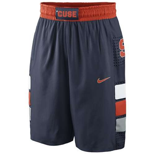 Syracuse Orange Replica Basketball Shorts - Men - L (Mens Syracuse Shorts)