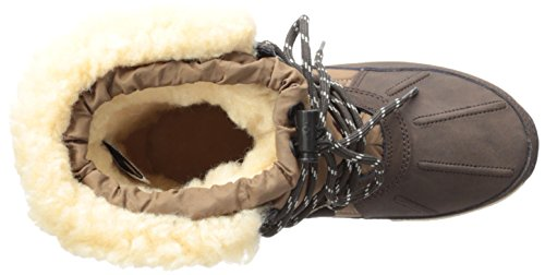 Bearpaw Kvinners Bethany Snø Boot Sjokolade, Khaki
