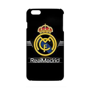 Angl 3D Case Cover Realmadrid Club De Futbol Phone Case for iPhone6 plus