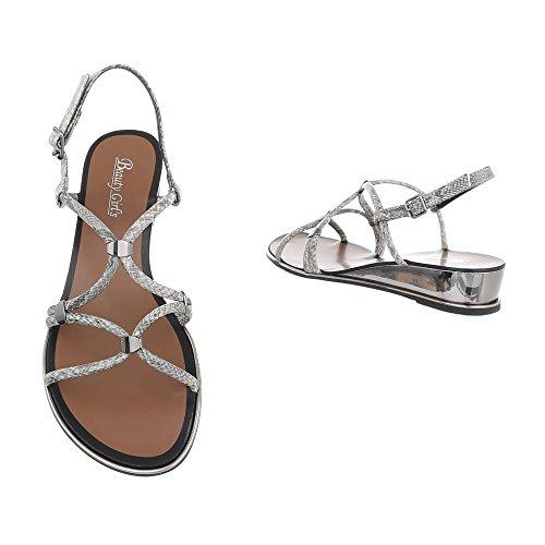 Plataforma Mujer Plataforma Ital Design gris gris Ital Mujer Design Design Ital wBCx8qEdB