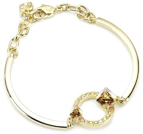 Swarovski - 992677 - Bracelet Femme - Argent plaqué Or (9 cts)