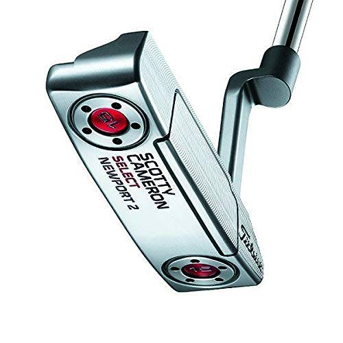 Titleist Scotty Cameron 2016 Select Newport 2 Putter Steel Right Handed 36.0in ()