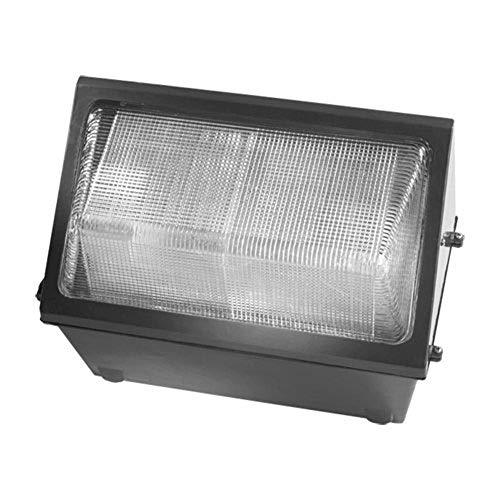 Hubbell Outdoor Lighting WGH150P 150-Watt Pulse Start Metal Halide Mid-Size Glass Wall - Quad 105w