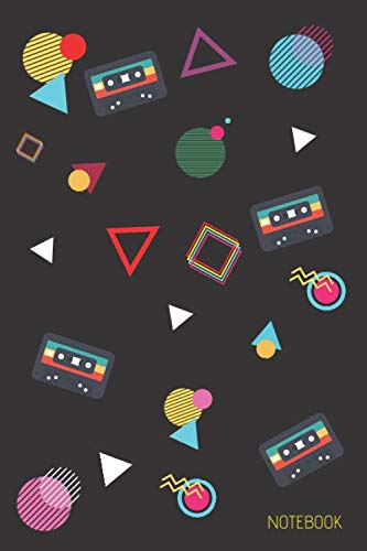 Notebook: 80's Style ()