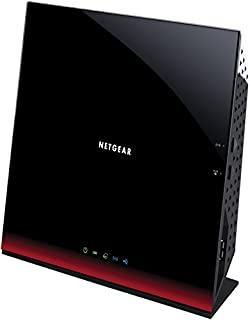 NETGEAR D6300 WiFi Modem Router - Wireless Router - DSL (B009O70C3A) | Amazon price tracker / tracking, Amazon price history charts, Amazon price watches, Amazon price drop alerts