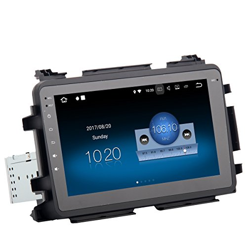 Dasaita Android 7.1 Car Stereo for Honda Vezel HR-V HRV 2014 2015 2016 2017 Gps Navigation Radio with 8 Inch Screen 2G Ram and HDMI Output Head Unit