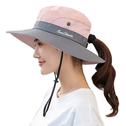 Muryobao Women's Sun Hat Outdoor UV Protection