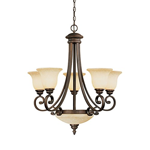 Millennium 1207-RBZ Chandelier Ceiling Light