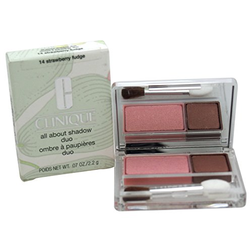 Clinique All About Shadow Duo Eye Shadow, 7 Ounce by Clinique