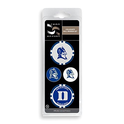Team Effort Duke Blue Devils Ball Marker ()
