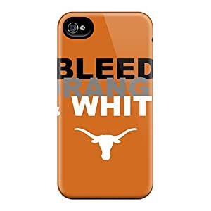 Hot DIv937GPNK Texas Longhorns Tpu Cases Covers Compatible With Iphone 6 Kimberly Kurzendoerfer