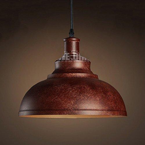 GH@ Chandelier Industrial Wind Hanging Lamps Personalized Restaurant Cafes Bar Bar Iron Table Dinette Lighting Retro Chandelier Pendant Light Fixtures (Color : #8)