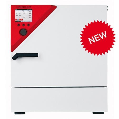 BINDER 9040-0088 Model CB 60 CO2 Incubator, 1.9 cu. Ft. Capacity, 230V