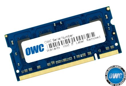 OWC 4.0GB DDR2 PC-5300 667MHz SO-DIMM 200 Pin Memory Upgrade Module For MacBook(Late 2007/Early 2008, MacBook Pro(Mid/Late 2007, Early 2008), IMac (Late 2007) Systems With Core 2 Duo ()