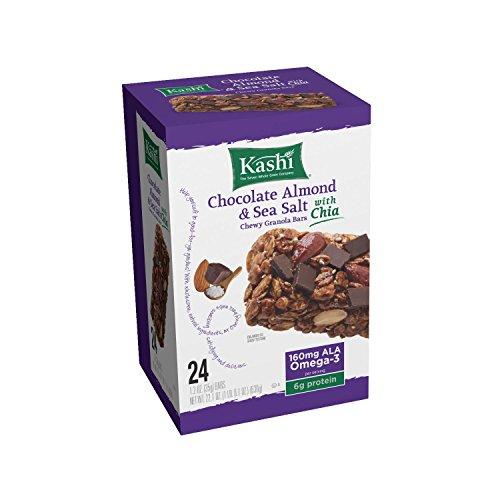 Kashi Chewy Chocolate Almond and Sea Salt Granola Bars (24 ()