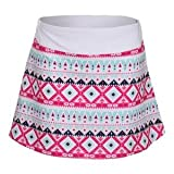 Fila-Girls` Tennis Skort Moroccan