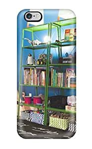 Iphone 6 Plus Hard Case With Fashion Design Green Shelving In Boy8217s Room Phone Case