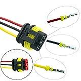 14 Set Car Waterproof Electrical Connector Plug