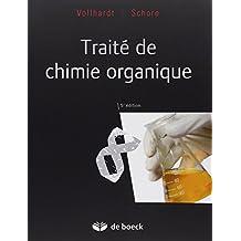 Chimie organique (traite) 5/e vollhardt
