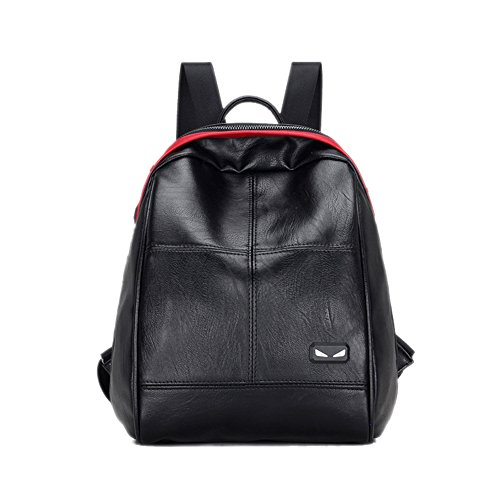 Bag Casual Daypack PU Womens Purse Teenage Girls Leather YJIUJIU Shoulder Backpack For Fashion nzw8YRR6Tq