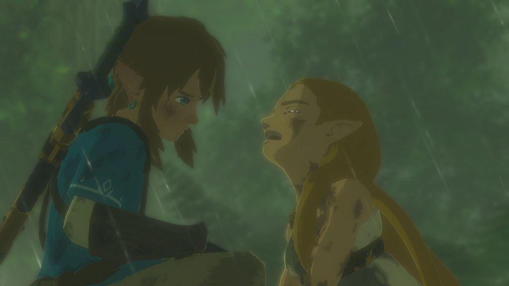 Zelda Krog Karte.The Legend Of Zelda Breath Of The Wild Collector S Edition
