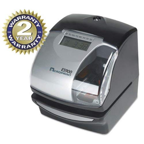 ES900 Digital Automatic 3-in-1 Machine, Silver and Black, Sold as 1 Each ()
