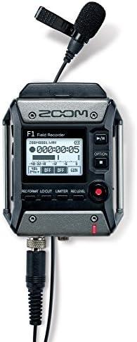 Zoom Digital Multitrack Recorder F1 LP
