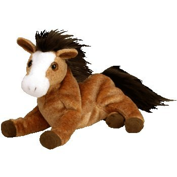 Image Unavailable. Image not available for. Color  Ty Beanie Babies Oats  the Horse Retired 76c56f47a76