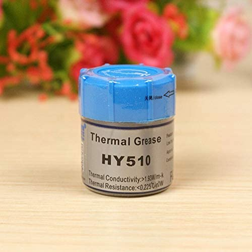 2pcs Silver cpu Thermal Grease Thermal Conductive Grease Heatsink Compound Computer Laptop GPU Cooling paste