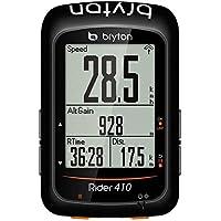 Unbekannt Bryton Rider 410E/ Basis Fahrradcomputer, schwarz, 2.3 Zoll