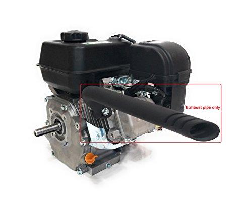 Drift Trike Exhaust Header Pipe for: Predator 212cc, Honda G