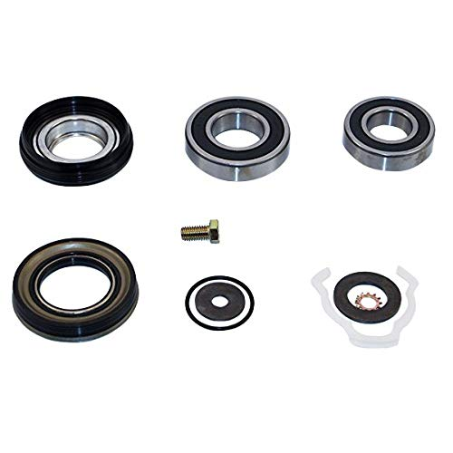 (Noa Store Maytag Neptune Washer Front Loader (2) Bearings, Seal and Washer Kit)