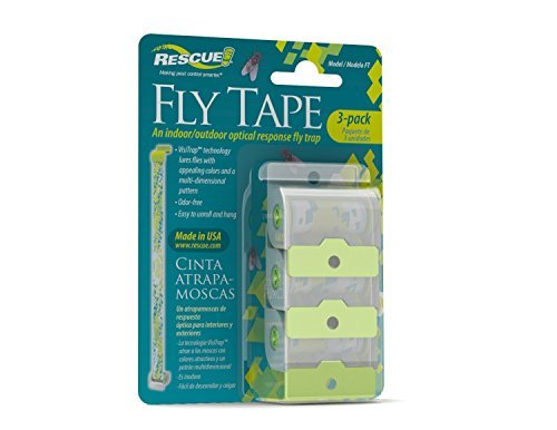 Rescue FT3-SF8 Visilure Fly Tape, 2...