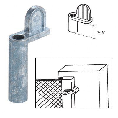 Diecast Window Screen Clips Package (7/16