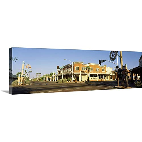 GREATBIGCANVAS Gallery-Wrapped Canvas Entitled Scottsdale AZ by 36