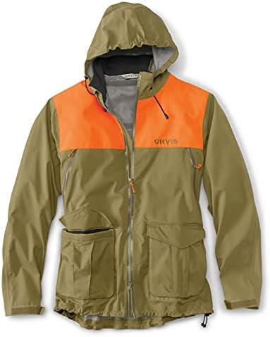 Orvis Men's Toughshell Waterproof Upland Jacket