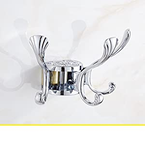 linked to the continental/ bedroom hooks/ wall hangings/ creative clothes hook/ Bathroom hangers-E delicate